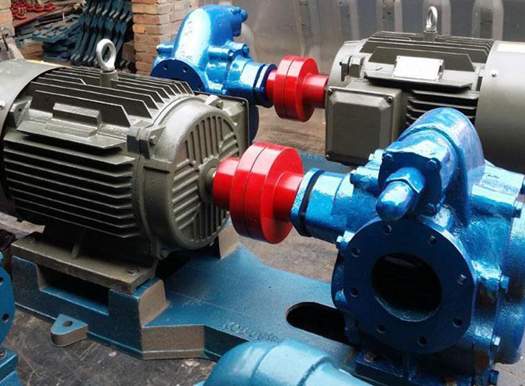 威海齿轮油泵